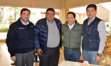 Todo el respaldo para aterrizar la UMF: Toño Aguilar