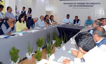 Gobernador cumplirá con la zona norte: Toño Aguilar