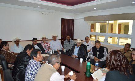 Ayuntamiento de Tamiahua y sector ganadero trabajaran de manera conjunta
