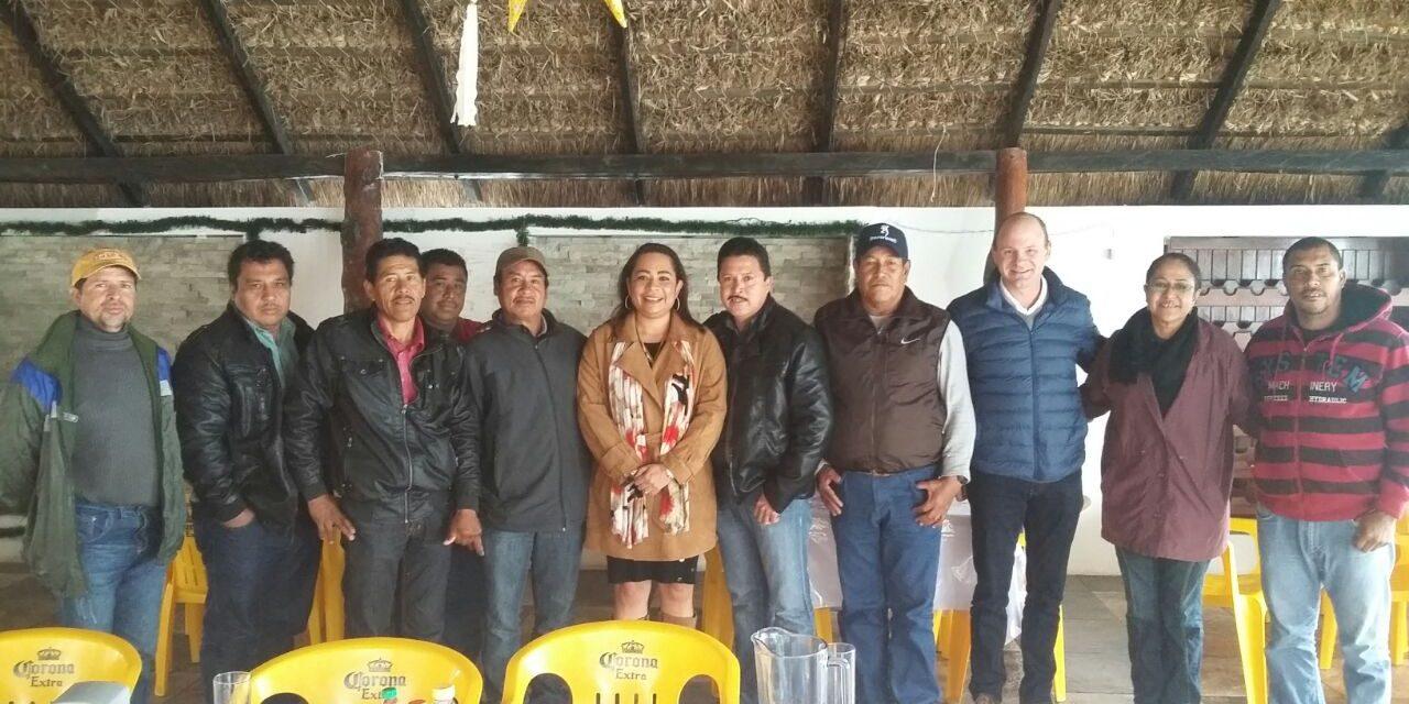 Respaldo total al sector pesquero: Citlali Medellín