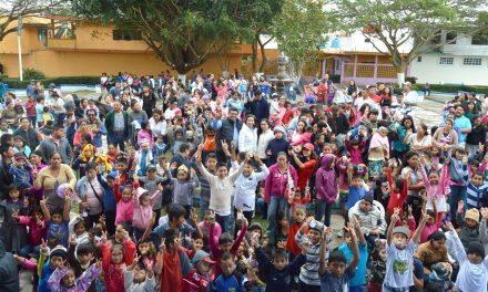 Con Gran Éxito cierra el DIF Municipal los eventos de Día de Reyes