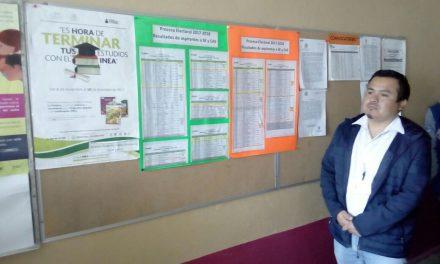 INE publica resultados  exámenes para capacitadores y supervisores electorales