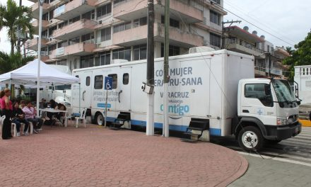 "Inician Jornadas Médicas ""Mujer Veracruzana"""