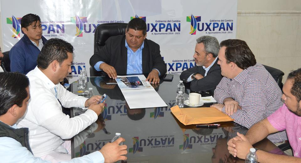Gran interés de inversionistas españoles en Tuxpan