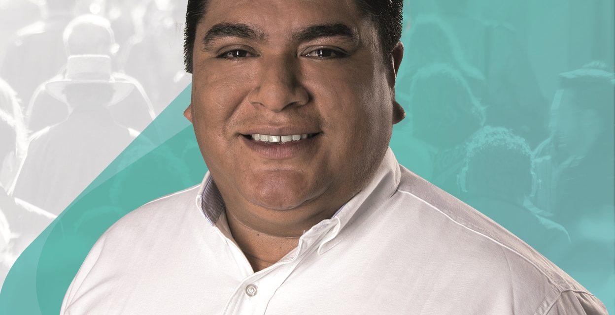 Perfil: Yahaps Vladimir Pérez Nuñez por Nueva Alianza