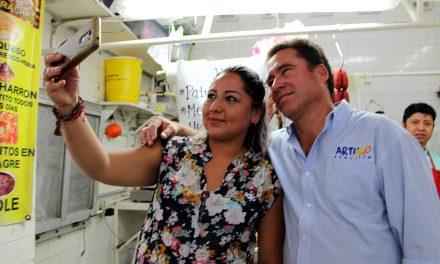 Arturo Esquitin: Seré un legislador cercano a su distrito