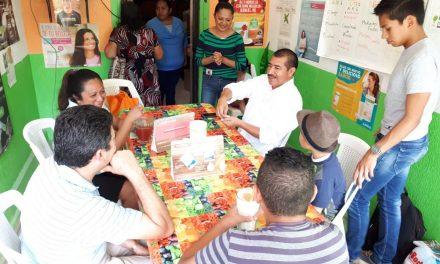 Llevaré la voz de los ciudadanos al Congreso de la Unión: Pepe Arenas