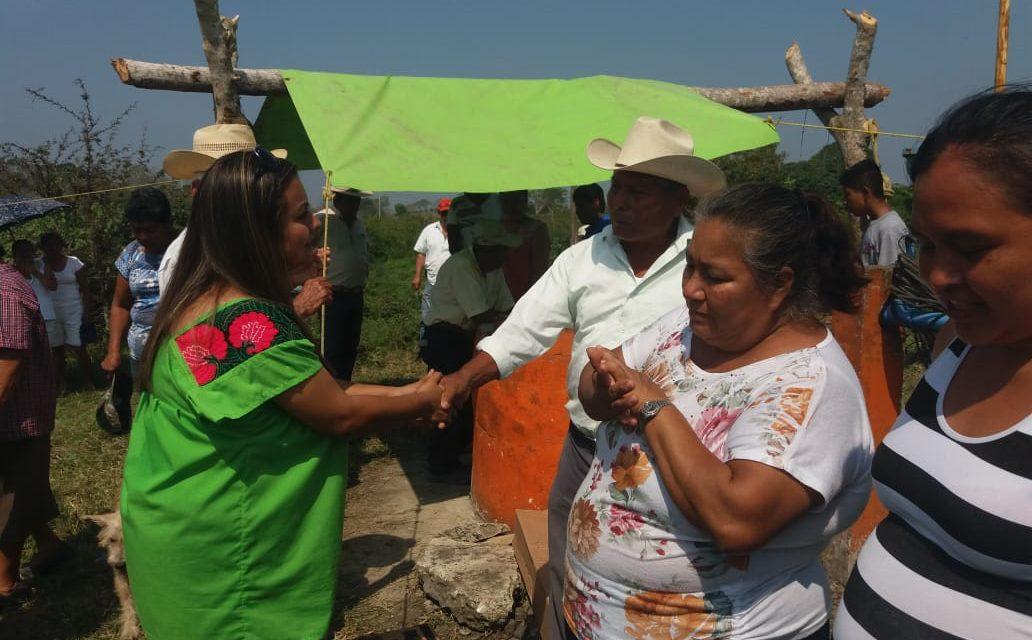 He caminado las comunidades, por eso conozco el dolor de su gente y mi lucha será por ellos: Maryanela Monroy