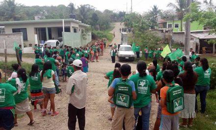 Promoveré leyes que contribuya en abatir la pobreza y rezago social: Maryanela Monroy