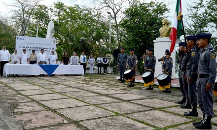 Conmemoran Natalicio de Miguel Hidalgo