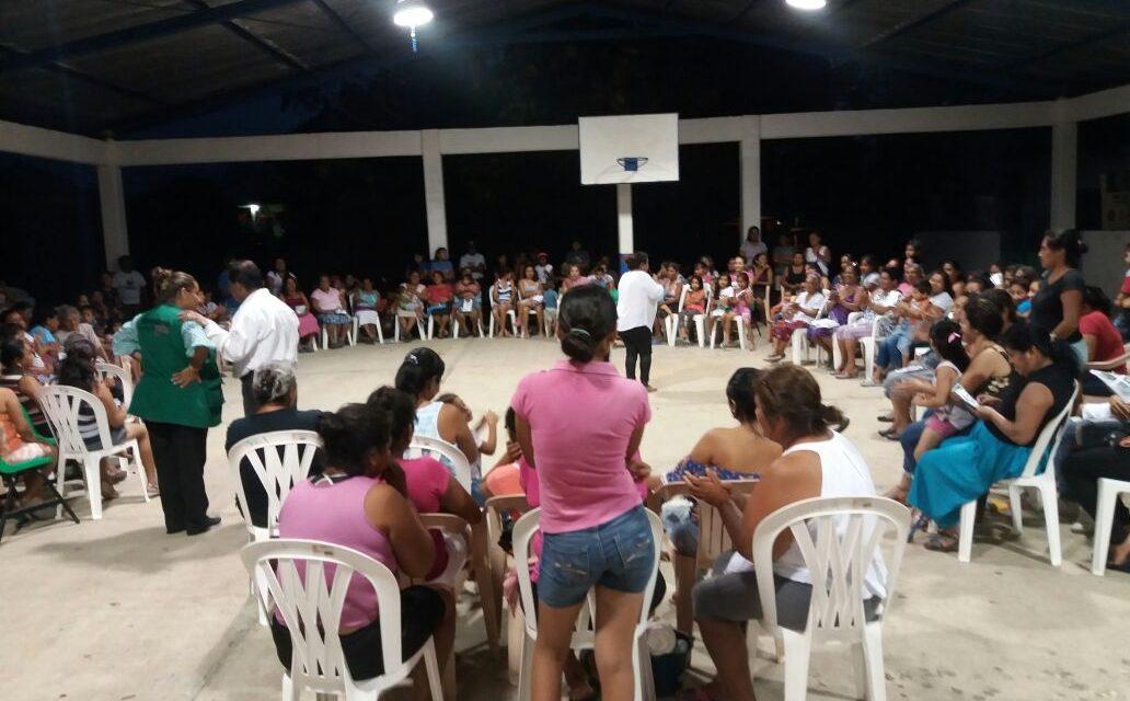 Ciudadanos se suman al proyecto de Maryanela Monroy
