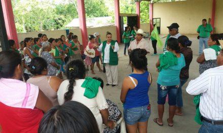 Comunidades contaran con casas de salud: Maryanela Monroy