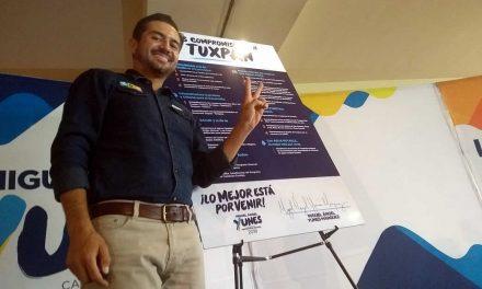 El Boulevard de Tuxpan quedará como el de Boca del Río y construiremos un nuevo hospital para este municipio: Miguel Ángel Yunes Márquez