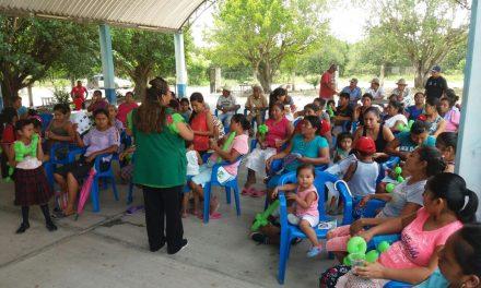 Se compromete Maryanela Monroy a luchar por los más necesitados