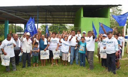 Veracruz vive un Cambio y va a continuar mejor: Clemente Campos