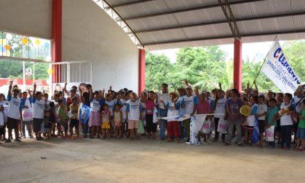 Juntos vamos a mejorar Cazones: Clemente Campos