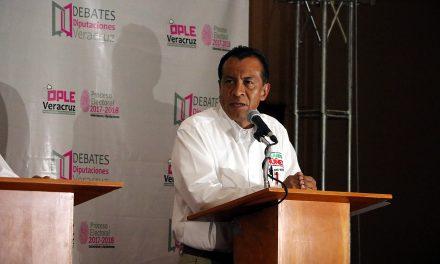 El contraste de ideas nos dio la razón: Rolando Núñez