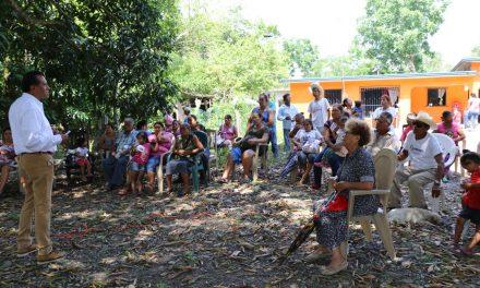 Proyectos productivos para las comunidades: Rolando Núñez