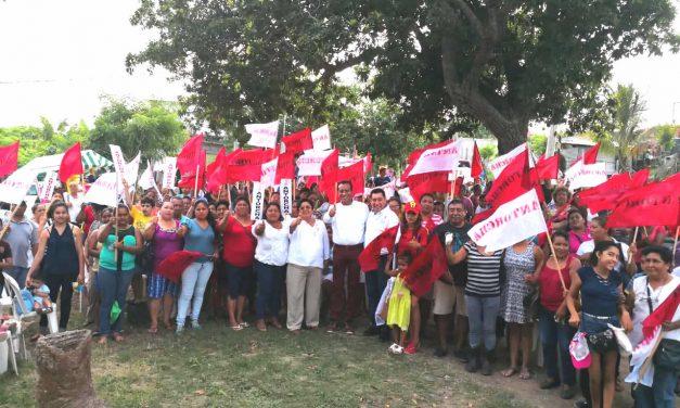 Pugnaré por mejorar la infraestructura educativa en los municipios del distrito: Rolando Núñez Uribe