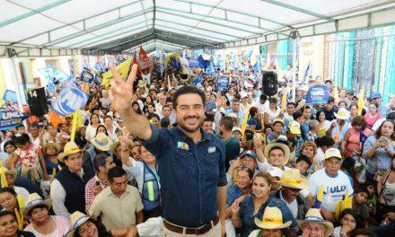 Vamos a ganar para continuar cambiando a Veracruz: Miguel Ángel Yunes Márquez