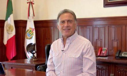 Mensaje del Gobernador Miguel Ángel Yunes Linares, sobre los horarios escolares y de oficinas para ver el partido México-Suecia