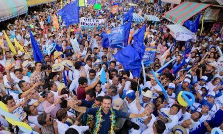 Escuelas dignas y de calidad para todo Veracruz: Miguel Ángel Yunes Márquez
