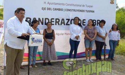 Vamos hacer obras prioritarias y no de relumbrón: Toño Aguilar