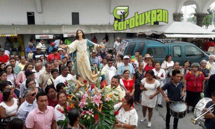 413 años de la celebración en honor a la Virgen de la Asunción