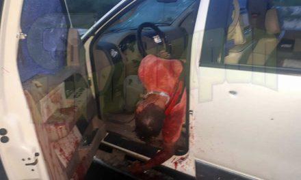 Asesinan a dos hombres en Ojite