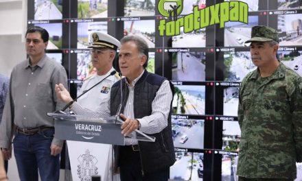 La incidencia delictiva en Veracruz ha bajado un 16%: Sistema Nacional de Seguridad Pública