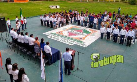 Anuncia Toño Aguilar dos aulas para el ITSAT extensión Tuxpan