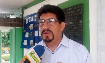 La reforma educativa obligó a jubilarse: Luis Demetrio López Marín