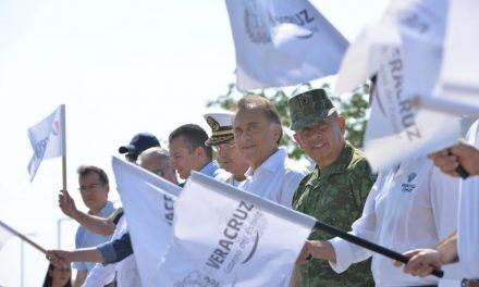 Veracruz tendrá lleno total en esta temporada de vacaciones: Gobernador Yunes