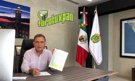 MOODY'S SUBIÓ LA CALIFICACIÓN DE EMISOR EN ESCALA NACIONAL  DEL ESTADO DE VERACRUZ A B2.MX; CAMBIA LA PERSPECTIVA DE NEGATIVA A ESTABLE