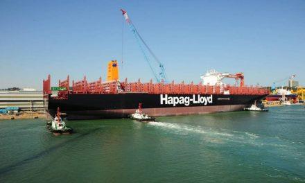 La naviera alemana HAPAG-LLOYD operará en Tuxpan