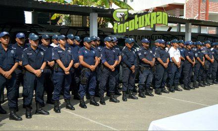 Aumento salarial y pago de retroactivo a policías municipales