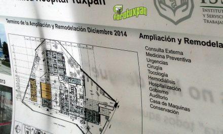 Promoverán Auditoría al ISSSTE Tuxpan