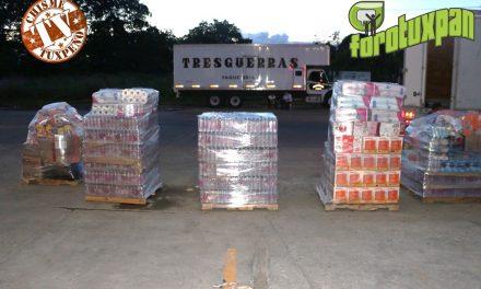 Donativos de Tuxpan en Apoyo a Damnificados llegarán a Culiacán
