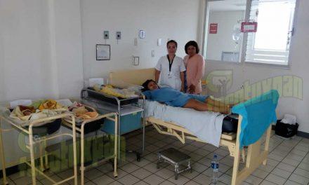 Nacen Trillizos en el Hospital Emilio Alcazar