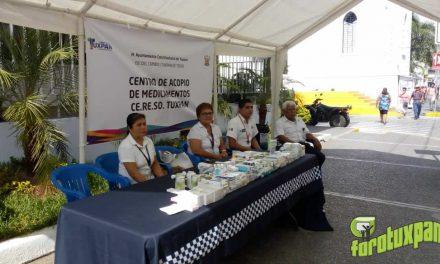 Centro de Acopio de Medicamentos para Internos en el CERESO