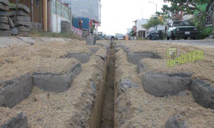 TELMEX Continuará Trabajos en Petropolis de Manera Más Lenta