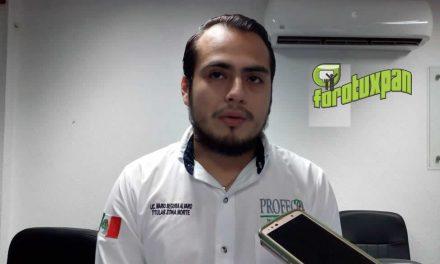 PROFECO al Servicio de la población: Mario Alberto Segura
