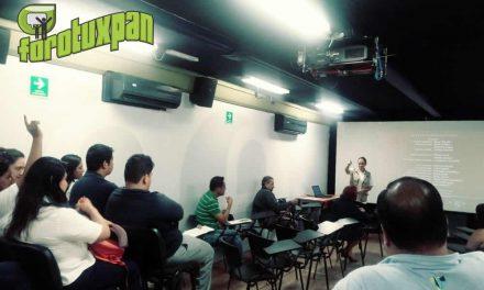 En constante capacitación alumnos de UGM Tuxpan