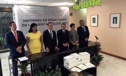 SIOP sin daño patrimonial en Cuenta Pública 2017