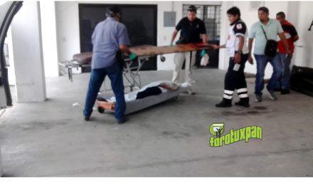 Chofer de MEDHER Muere llegando al hospital