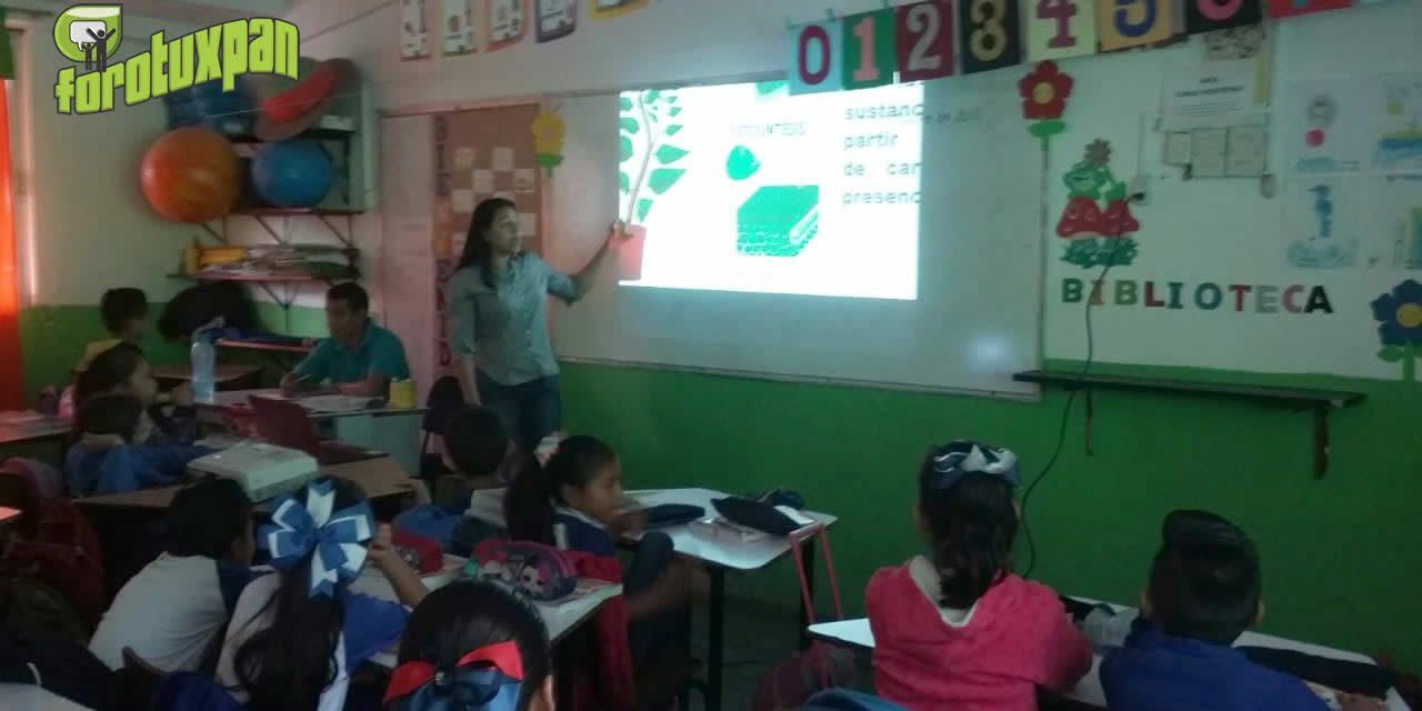 Continúa el Programa Permanente de Educación Ambiental