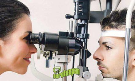 Campaña de Salud Visual en DIF Tuxpan