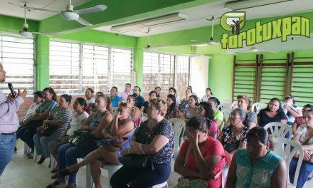Programa Nacional de Convivencia Escolar en Escuelas de Tuxpan