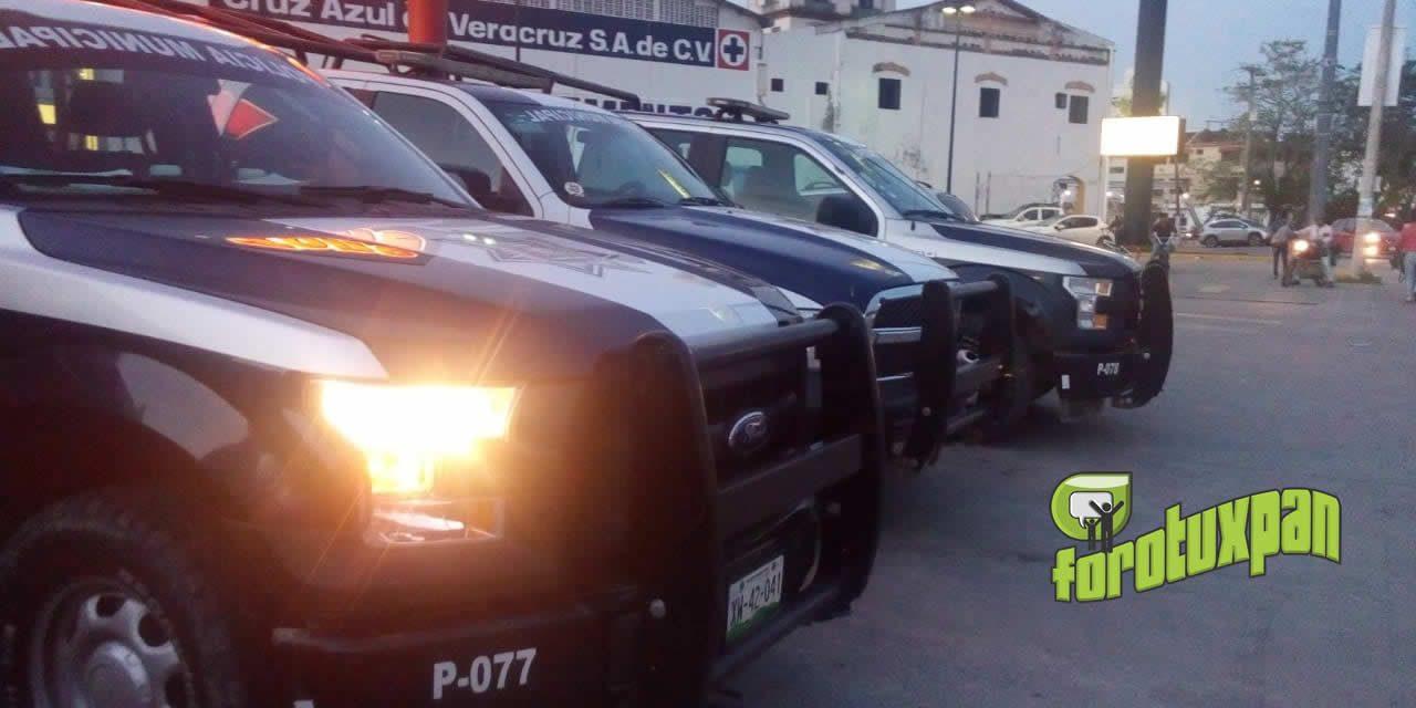 """Arranca Operativo de Seguridad """"Todos Santos"""""""