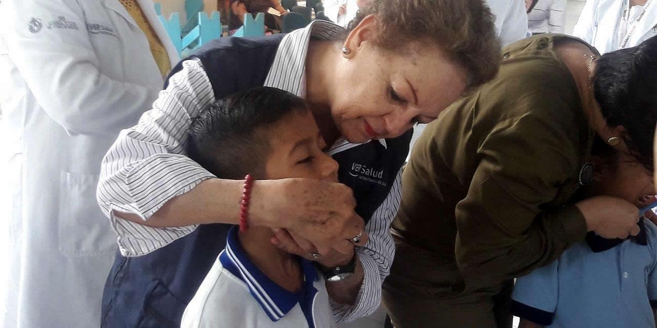 Inauguran Segunda Semana de Salud Bucal